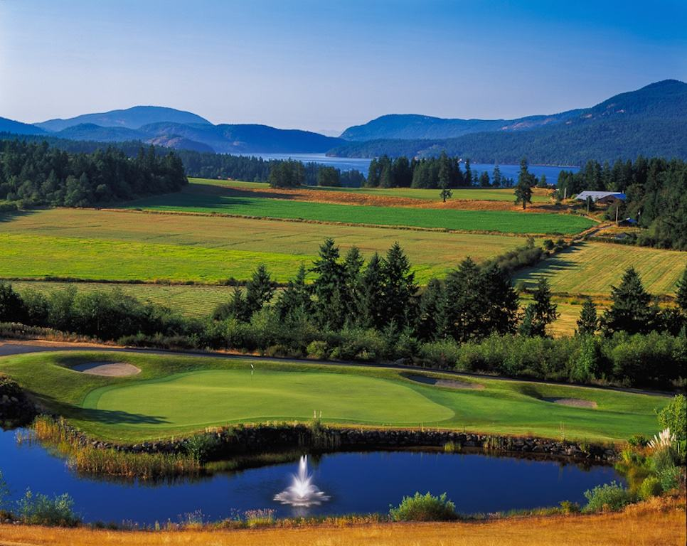 Arbutus Ridge Golf Course