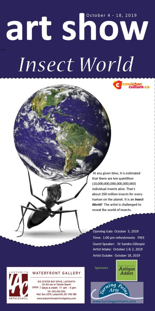Insect World — Tourism Cowichan